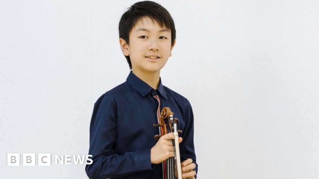Christian Li: The young Harry Potter fan to his music Star
