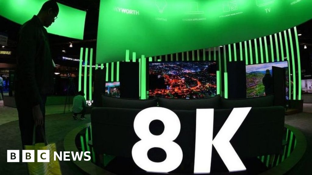 New video format 'halves data use of 4K and 8K TVs'