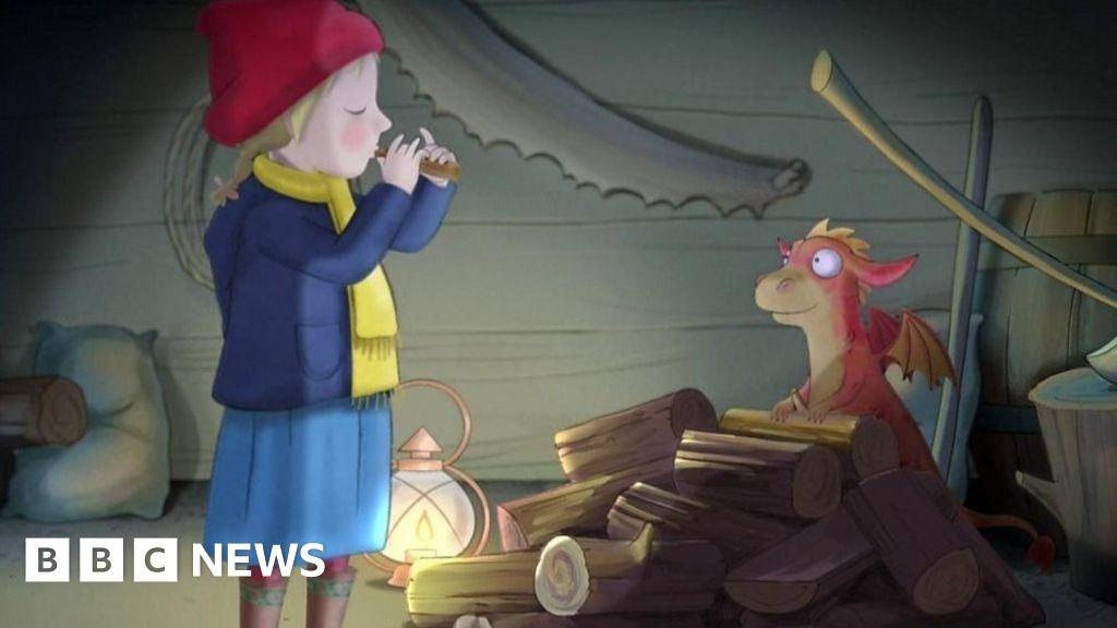 Morpurgo's Christmas (fire) cracker