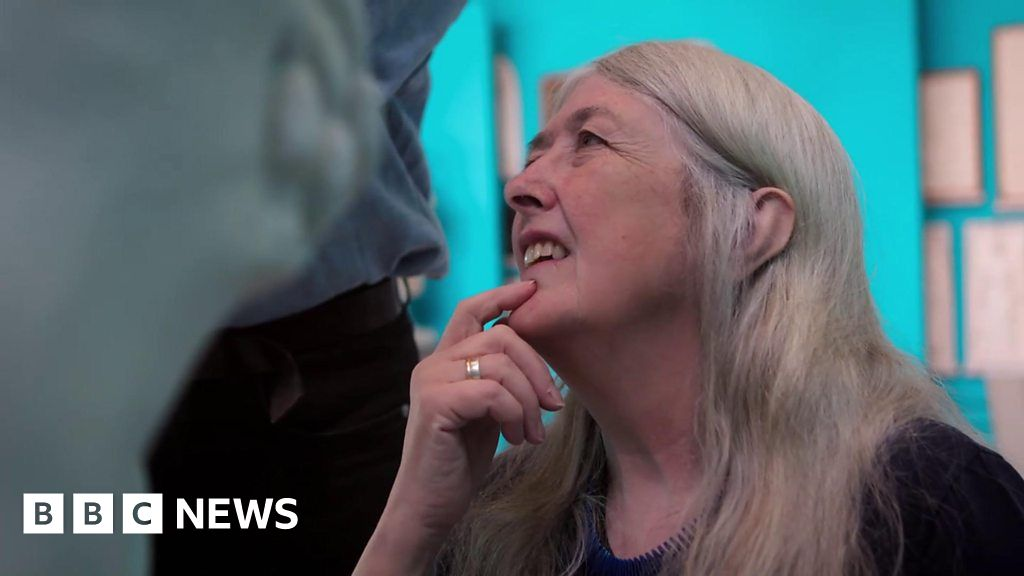 Classicist Mary Beard on the 'nude' in the post #MeToo era