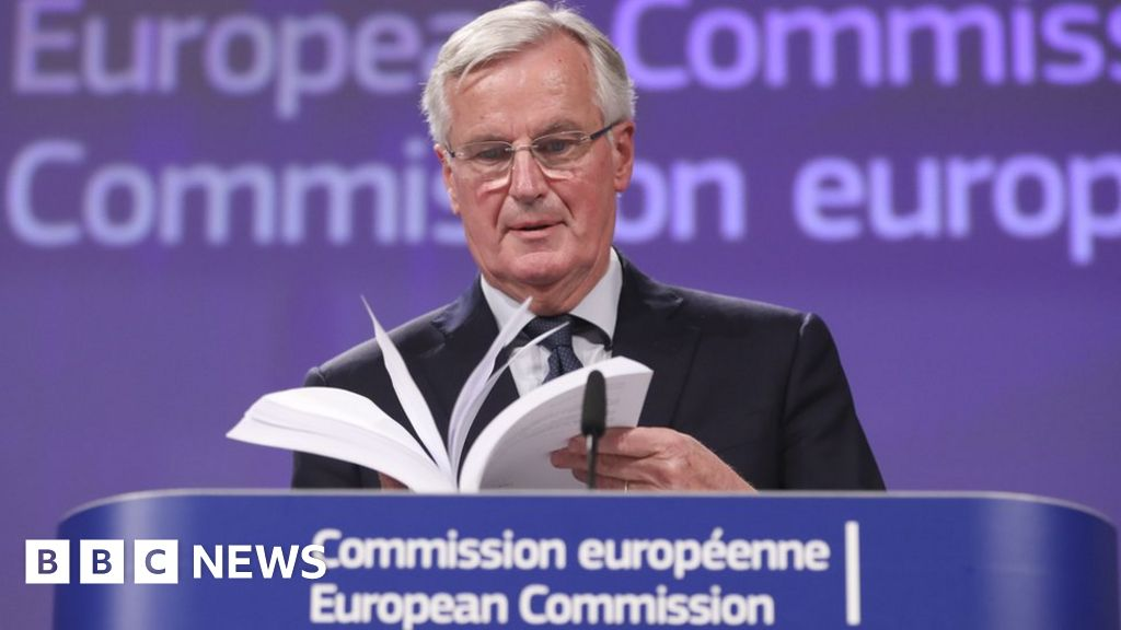 Brexit draft agreement a 'decisive' step thumbnail