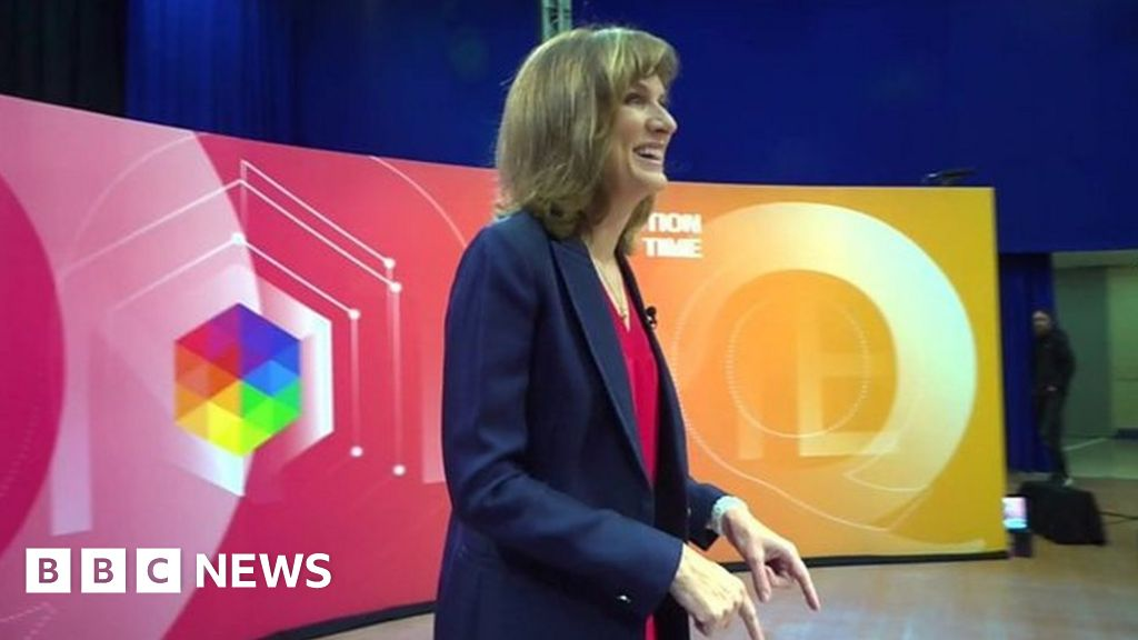 Question Time Leaders Special: Behind the scenes with Fiona Bruce