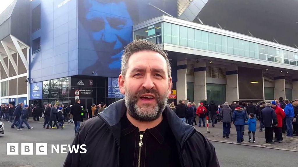 Bbc News Twitter: Ipswich Town Fans Raise Thousands In Twitter Ticket