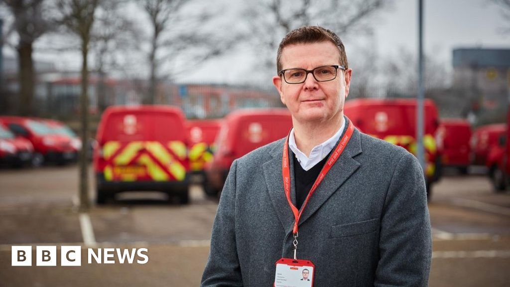 Royal Mail: Former Test and Trace director named as new boss
