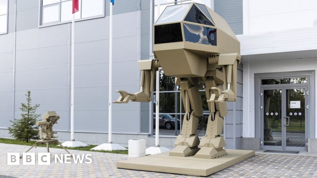 Ridicule for Russia's Newest Robot, Igorek