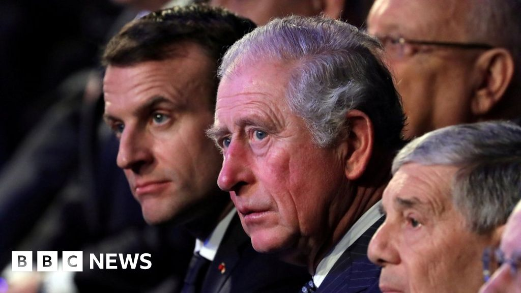 Prince of Wales and Emmanuel Macron to meet on quarantine exempt visit thumbnail