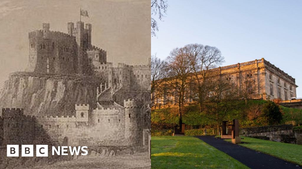 Nottingham Castle: How do you market a missing medieval castle?