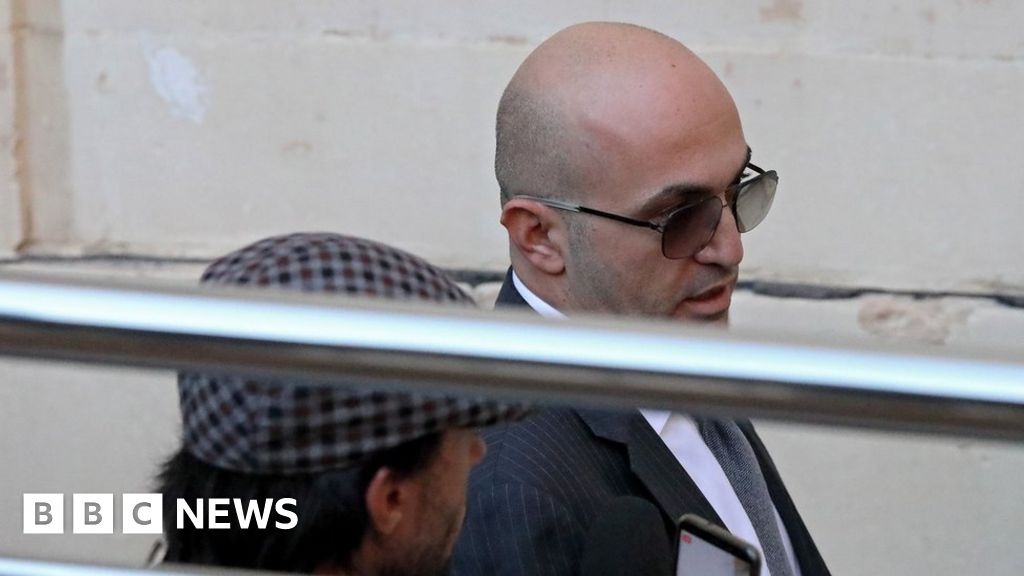 Daphne Caruana Galizia: Malta businessman charged with complicity in murder