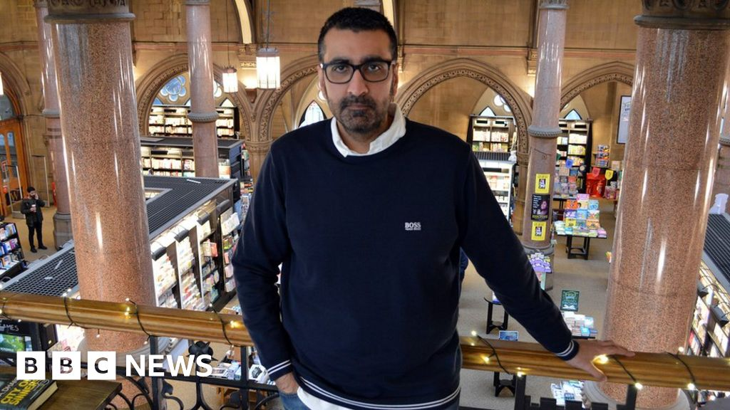 Crime author AA Dhand: Life and death on Bradford's 'forgotten' streets