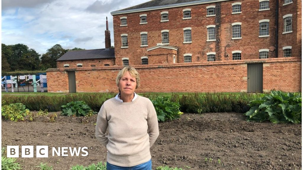 'I grew up in a Victorian workhouse'