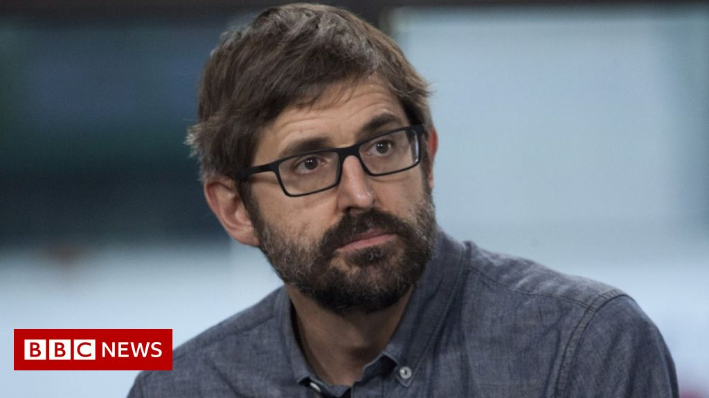 Louis Theroux:  I needed to give more of myself away