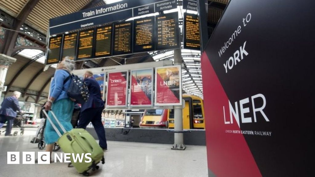 East Coast train line back under public control