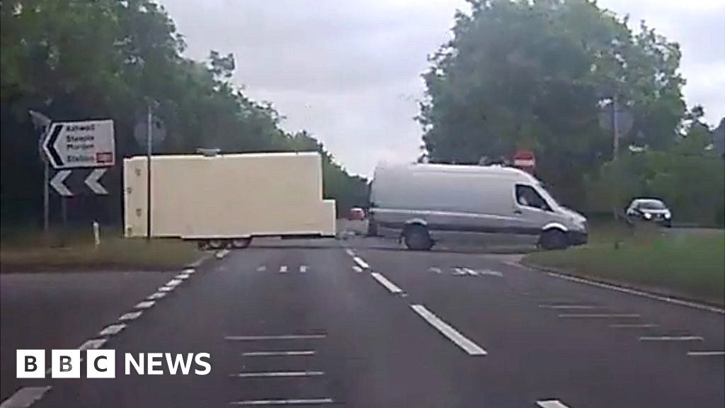 Woman s fight for A505 safety work after husband s crash