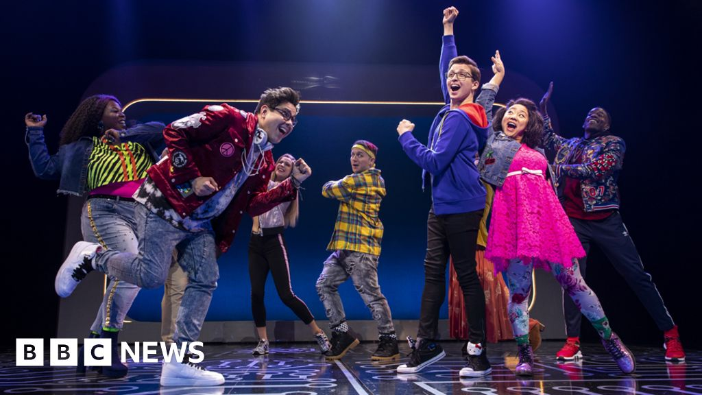 More Chill: The word-of-mouth-the musical, now in London
