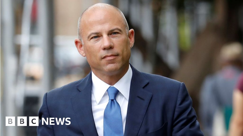 Stormy Daniels' ex-lawyer guilty over extortion
