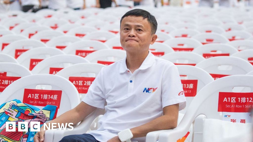 Is Alibaba's fate a warning to China's tech giants?