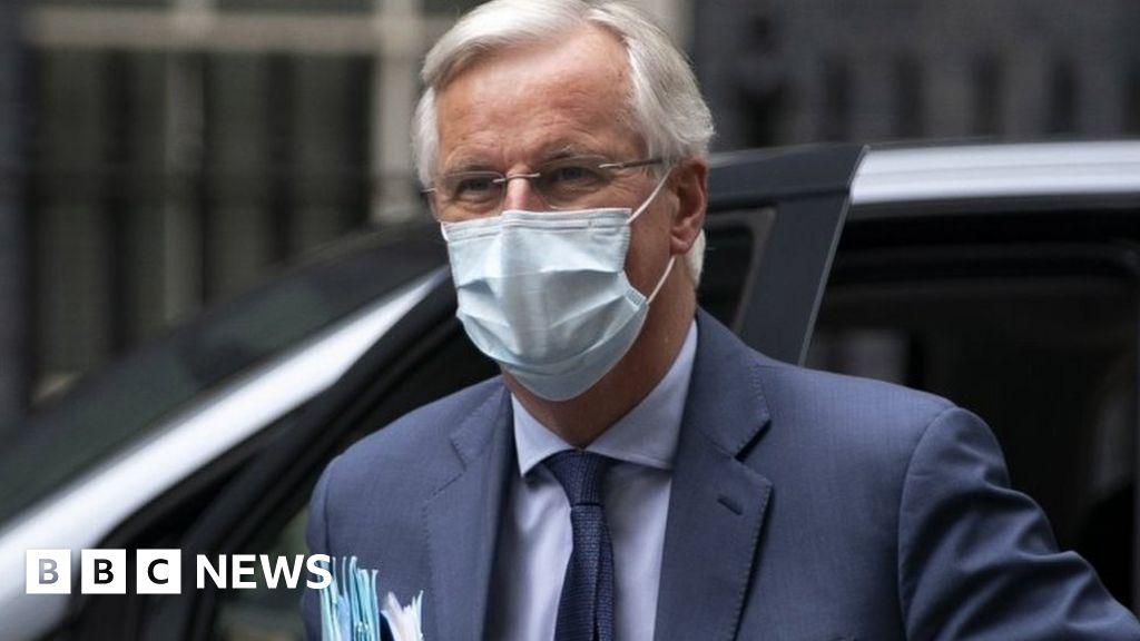 'Significant divergences' in UK-EU talks – Michel Barnier
