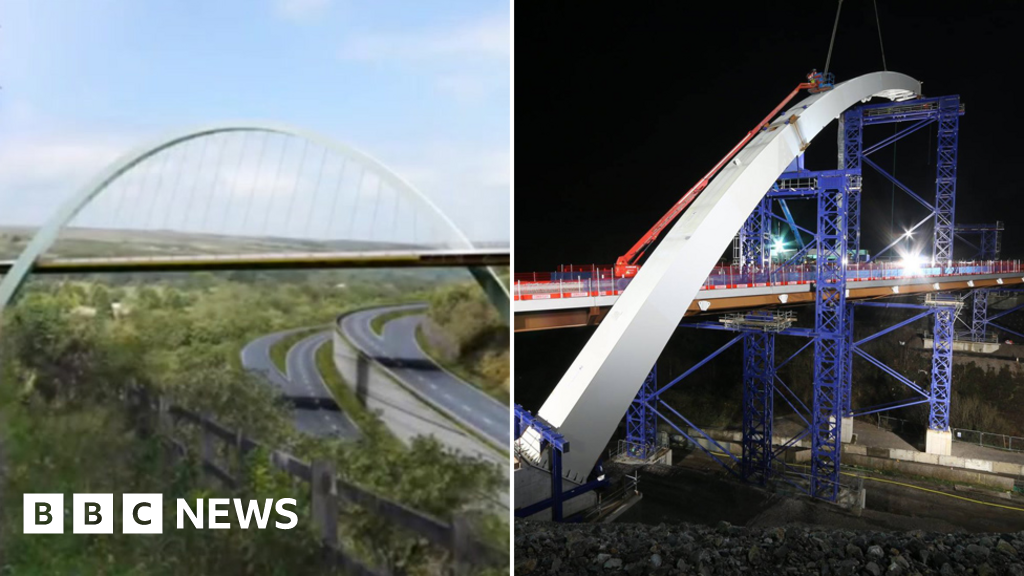 Travel warning for south Wales as roads and rail lines close