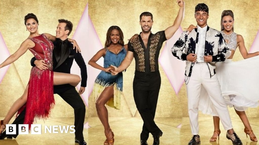 Who's going to take home the Strictly trophy?