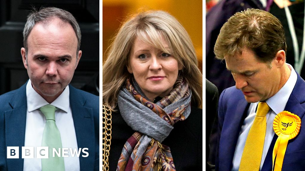 General election 2019: The big names facing a nervy election night