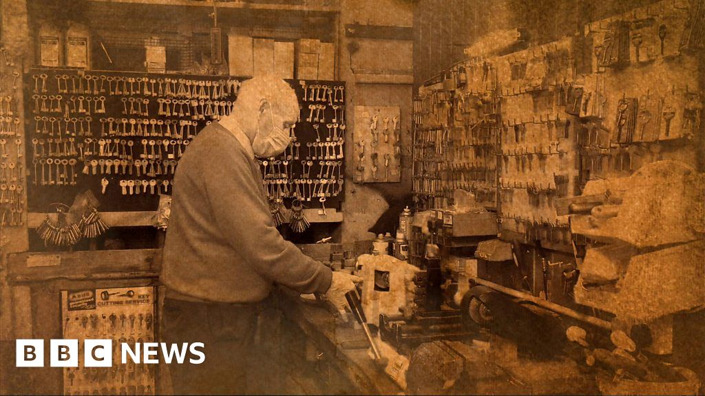 The 83-year-old clocking off work after 66 years