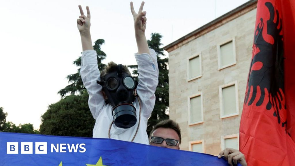 Albania president cancels local elections