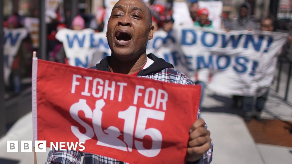 """Minimum wage struggle: """"There is no recovery without a rise"""""""