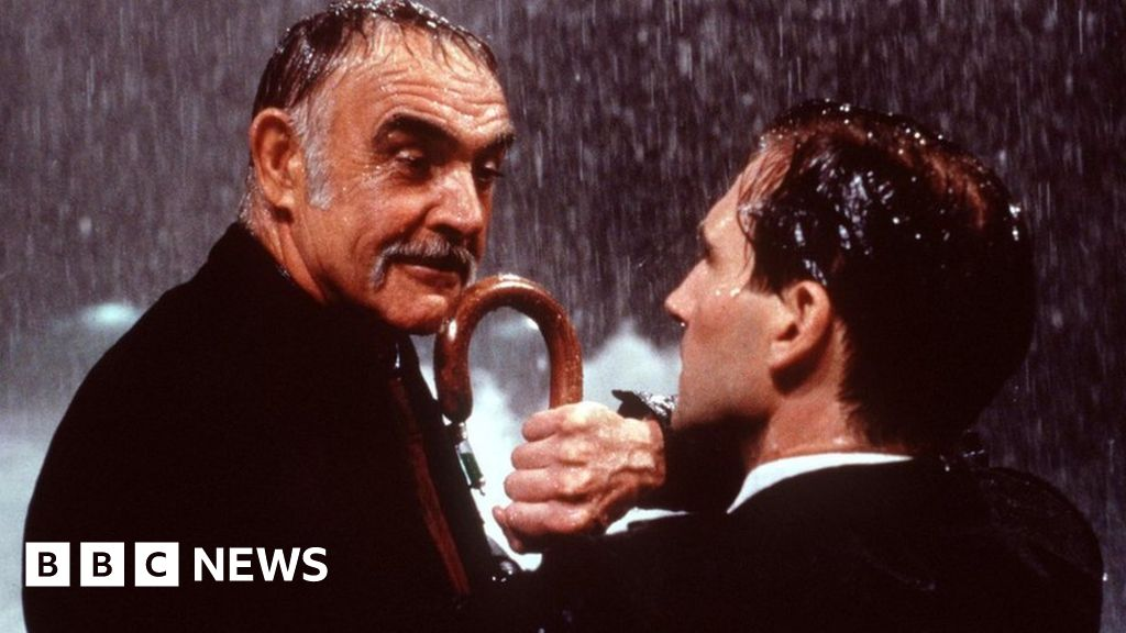 In pictures: Sir Sean Connery