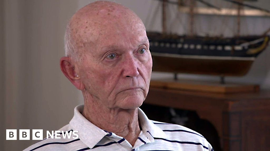 Apollo 11: Michael Collins on Moon mission - BBC News