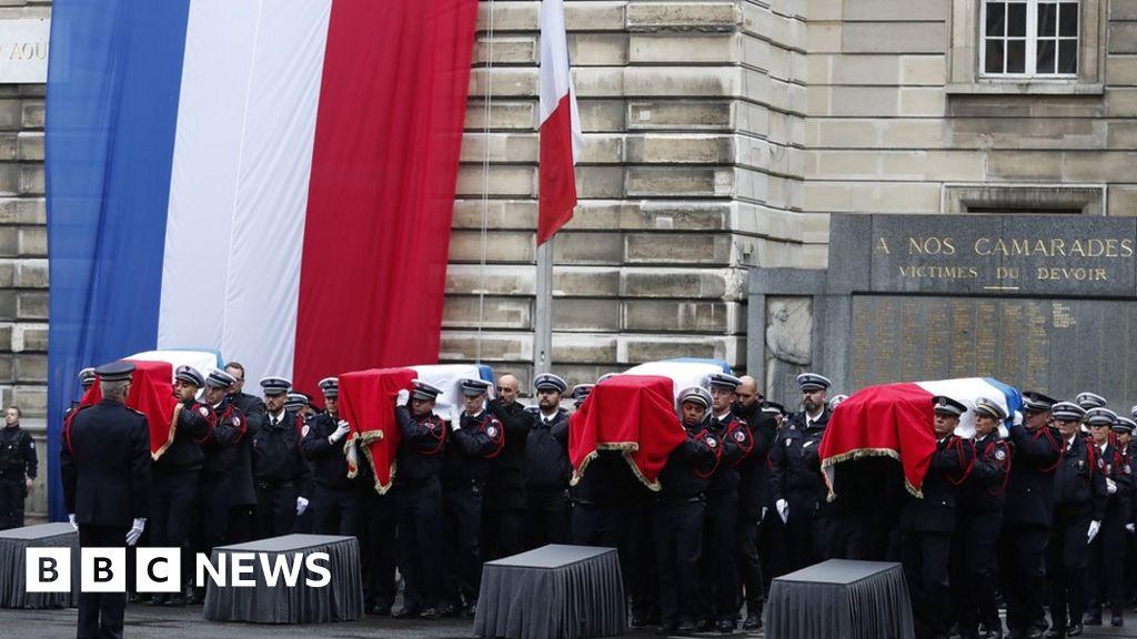 Paris killings: Terror at heart of police HQ jolts France