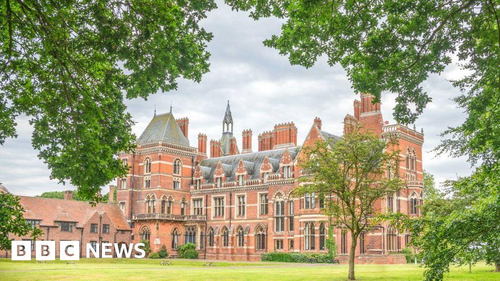 Kelham Hall: Grade I listed wedding venue due to reopen - BBC News