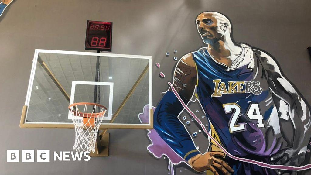 Kobe Bryant: Philippine fans mourns basketball hero