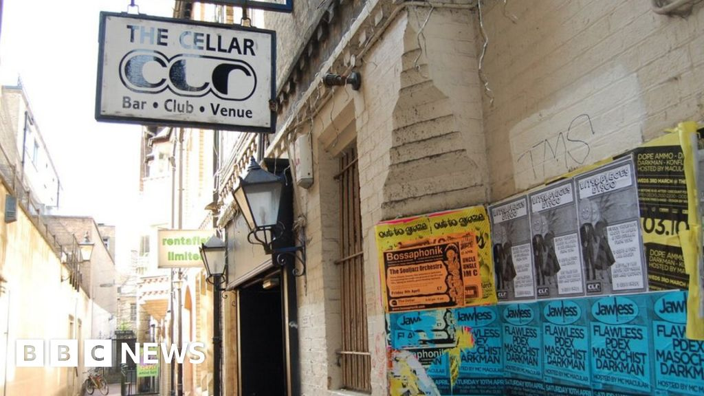 8ed3d7f2c8339 Oxford's The Cellar music venue hit by fire regulations - BBC News