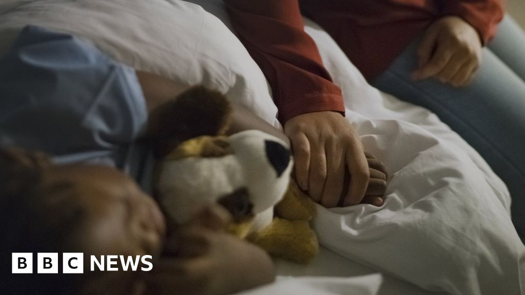 "Coronavirus: Sick children in the hospital - "" hit "" during the pandemic - leaked E-Mail"