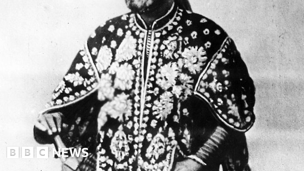 How Ethiopian Prince Scuppered Germany S Ww1 Plans Bbc News