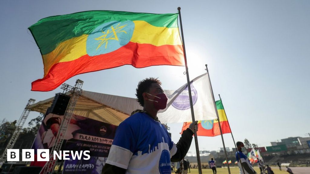 Ethiopia Tigray crisis: Government says airport damaged in rocket fire