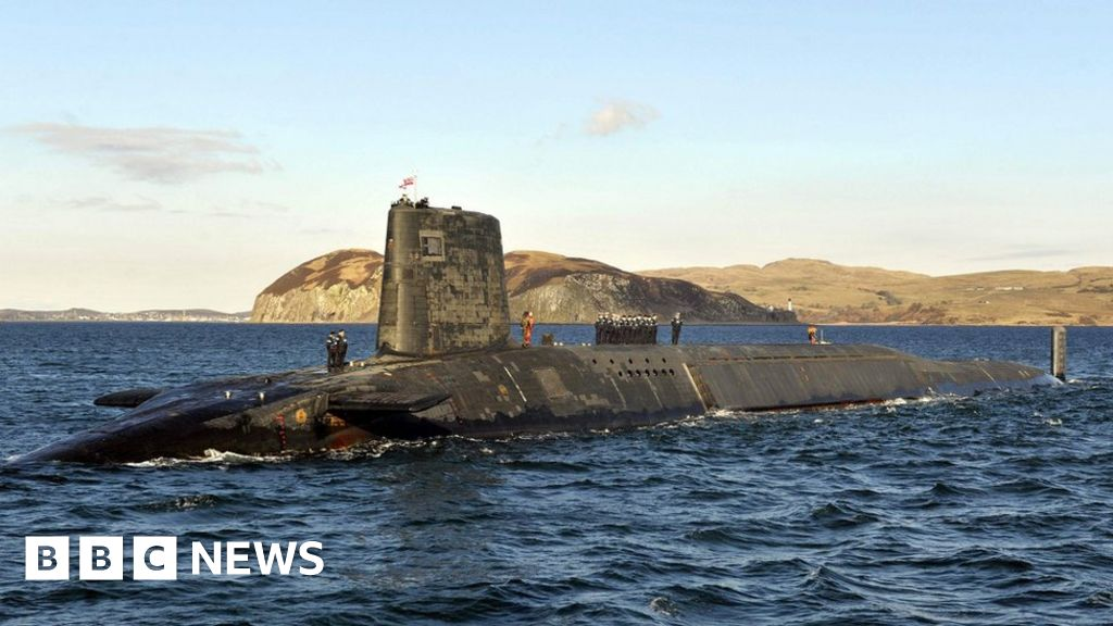 """Replacing Trident could take the UK-US 'special relationship' to """"new heights"""""""