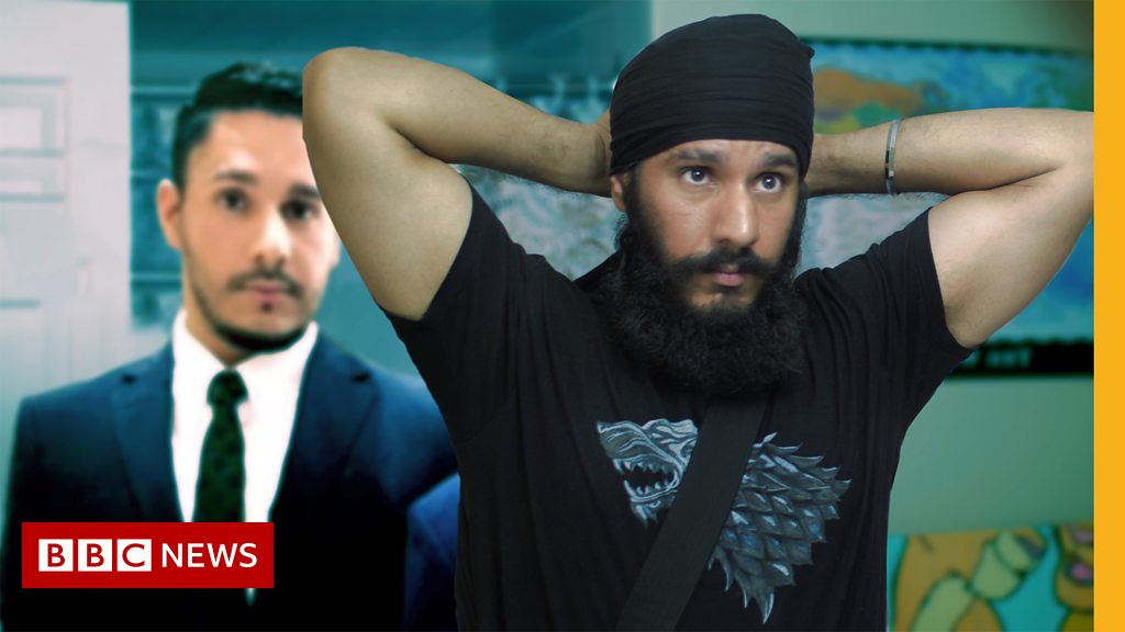 Jaskanwal stopped wearing his turban after being bullied