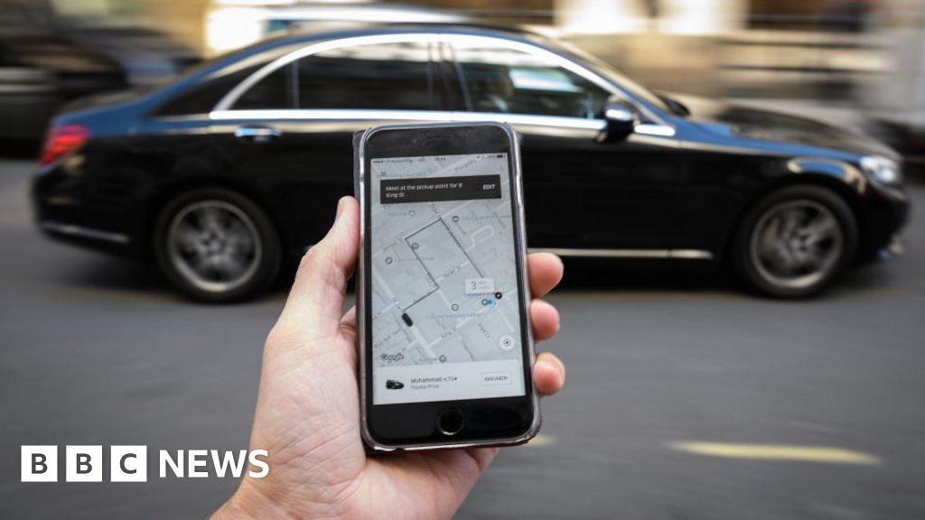 Uber plans shake-up of driver ratings - BBC News