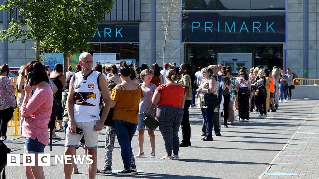 Coronavirus: Primark dice di no a un bonus di mantenimento del lavoro di £ 30 milioni
