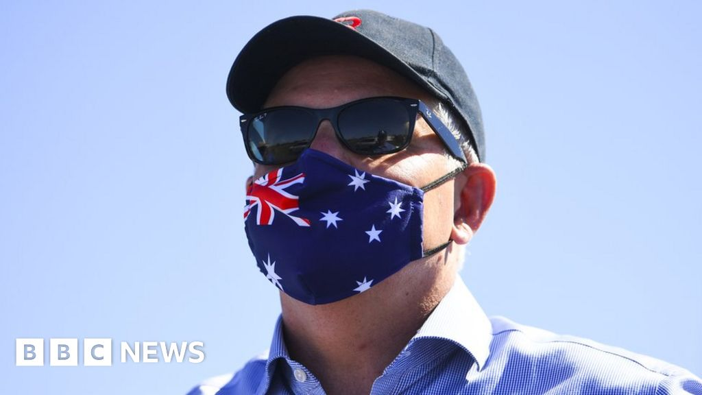 Australia Day row: PM Morrison criticises Cricket Australia over words' removal
