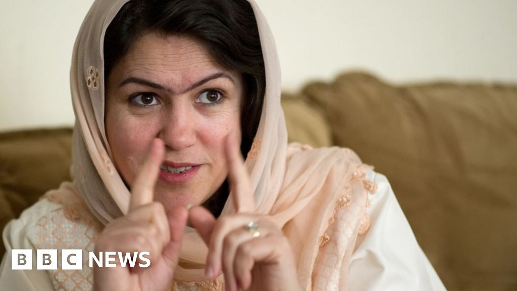 Afghan peace talks: The woman who negotiated with the Taliban