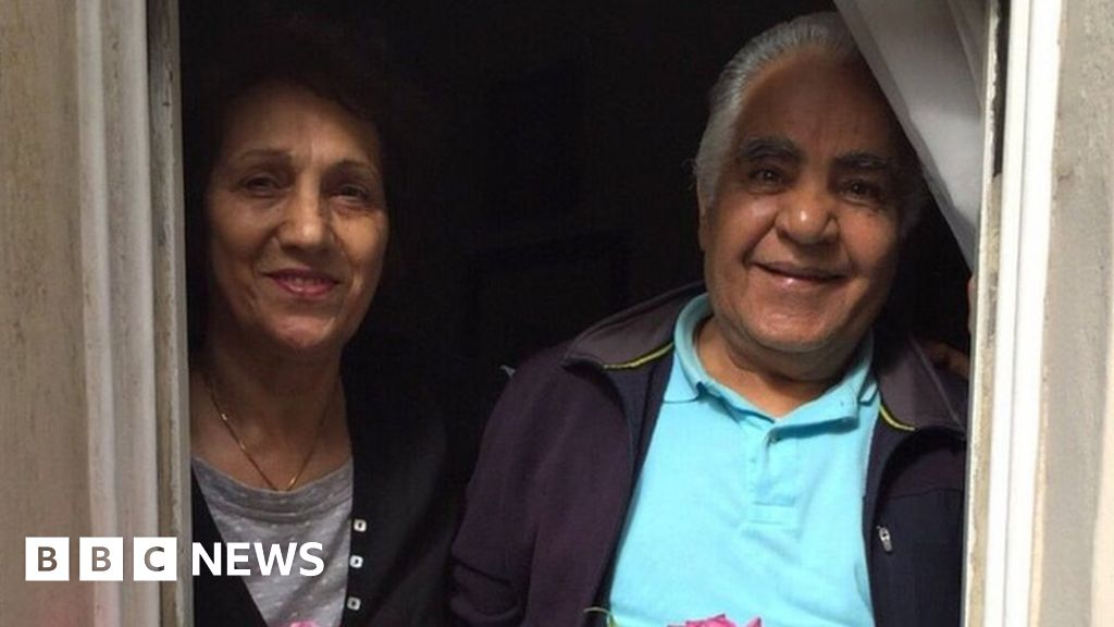 Frail' Edinburgh couple granted leave to stay in UK
