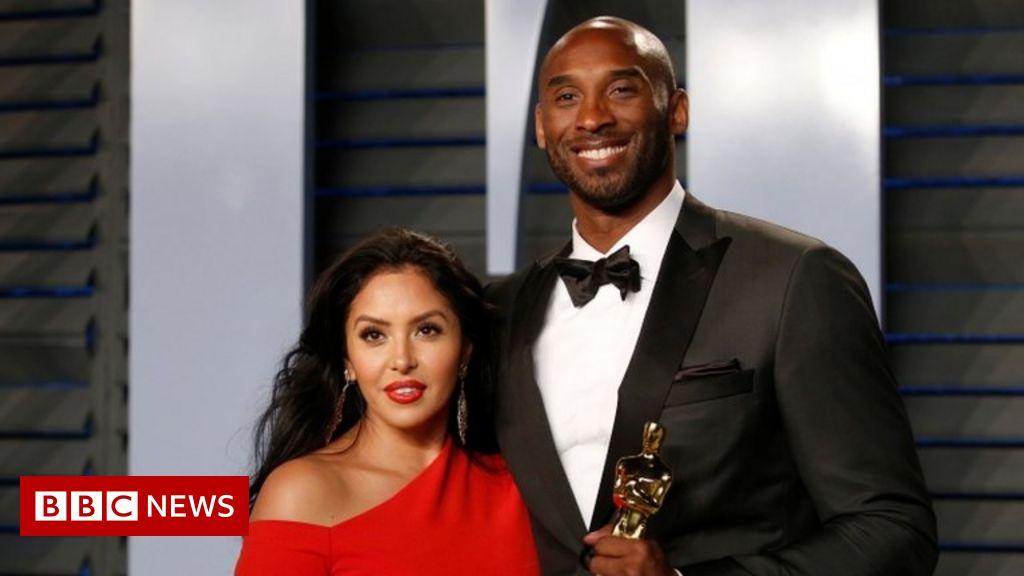 """Widow Kobe Bryant sued LA police over """"graphic images"""" of helicopter crash"""