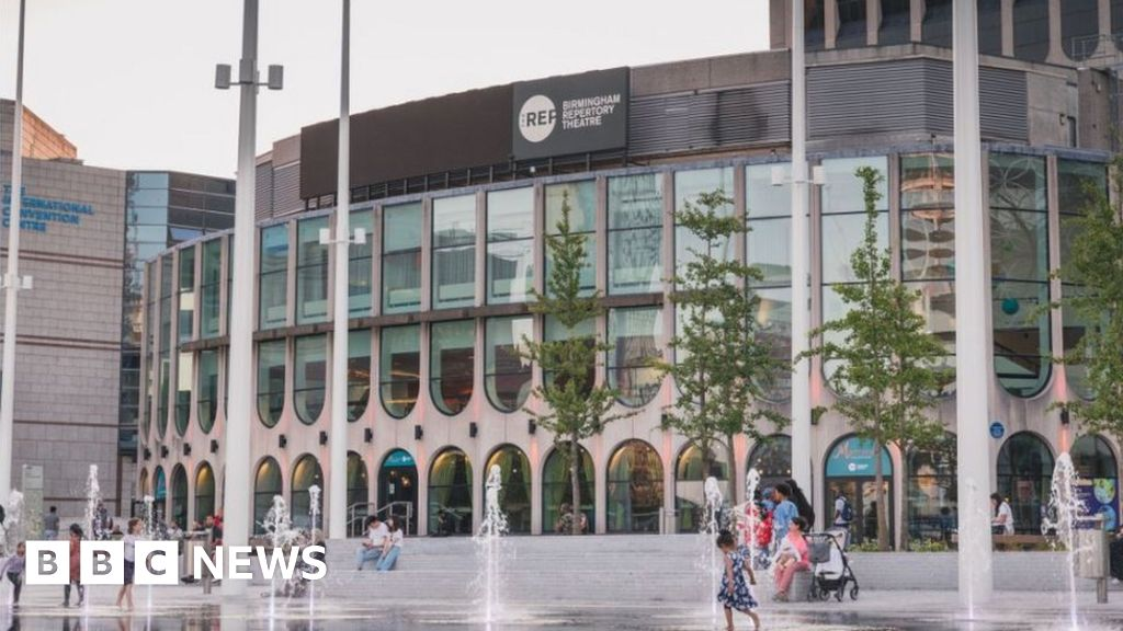 Coronavirus: Birmingham Repertory Theatre warns of job losses
