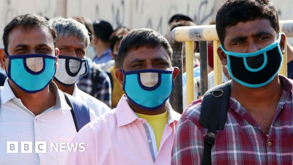 www.bbc.co.uk: India coronavirus: Kuwait's new expat bill has Indians worried
