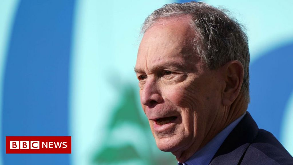US election 2020: Meeting of the voters behind Bloomberg surge