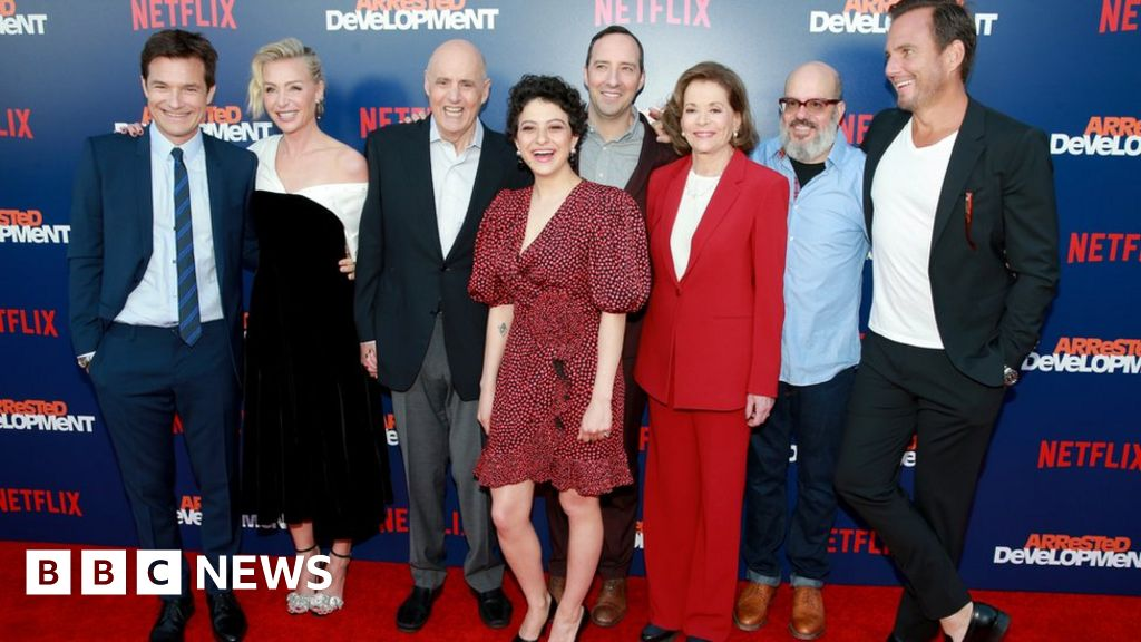 Arrested Development stars slammed for downplaying harassment