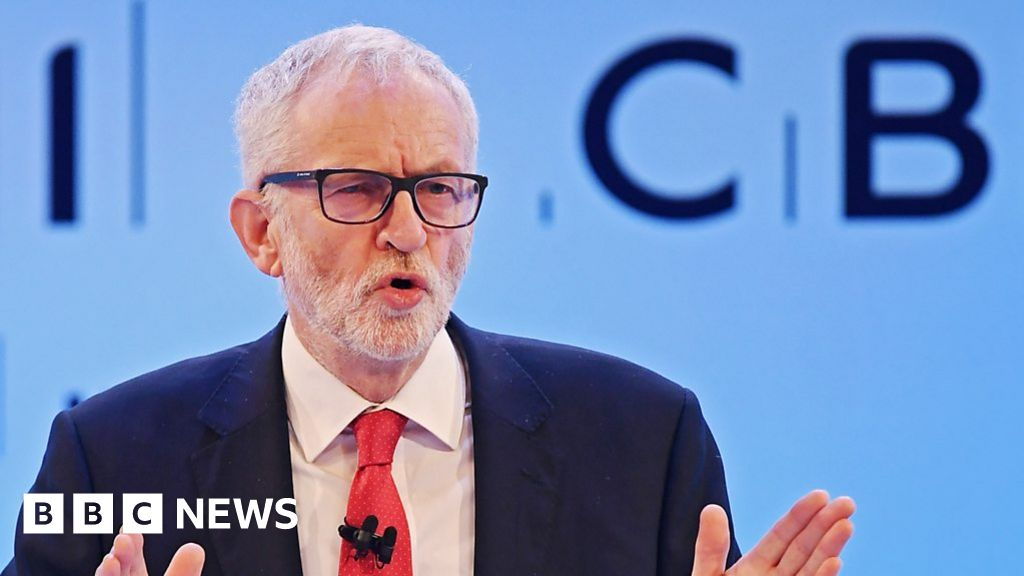 Jeremy Corbyn on Labour's nationalisation plans
