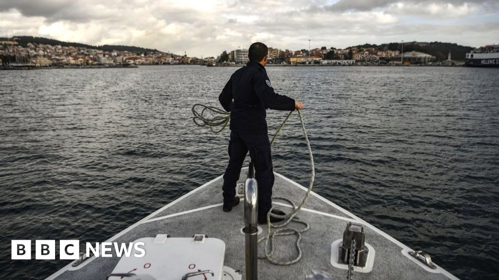 Children among seven dead as boat sinks in Greece